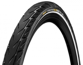 Continental 37-622 Contact Plus City 28x1 3/8x1 5/8 fekete/feket